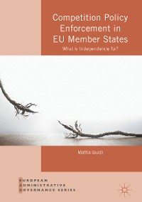 Cover Competition Policy Enforcement in EU Member States