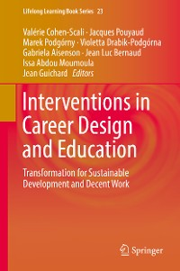 Cover Interventions in Career Design and Education