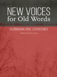 Cover New Voices for Old Words