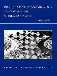 Cover Comparative Economics in a Transforming World Economy