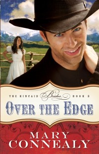 Cover Over the Edge (The Kincaid Brides Book #3)