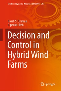 Cover Decision and Control in Hybrid Wind Farms