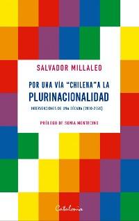 """Cover Por una vía """"chilena"""" a la plurinacionalidad"""