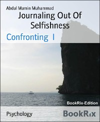 Cover Journaling Out Of Selfishness