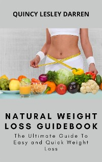Cover Natural Weight Loss Guidebook
