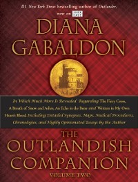 Cover Outlandish Companion Volume Two