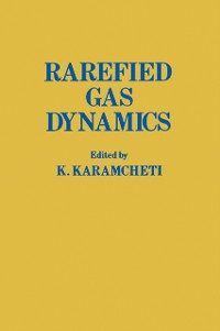 Cover Rarefied Gas Dynamics
