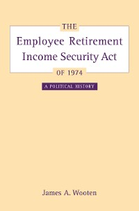 Cover The Employee Retirement Income Security Act of 1974
