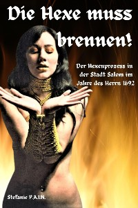 Cover Die Hexe muss brennen