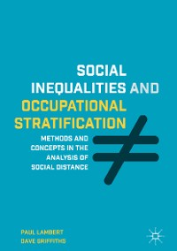 Cover Social Inequalities and Occupational Stratification