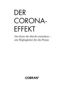 Cover Der Corona-Effekt