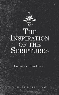 Cover The Inspiration Of The Scriptures
