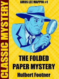 Cover The Folded Paper Mystery
