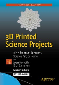 Cover 3D Printed Science Projects