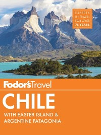 Cover Fodor's Chile