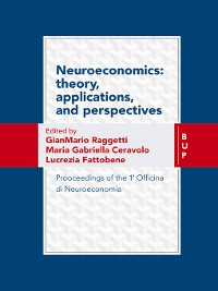 Cover Neuroeconomics