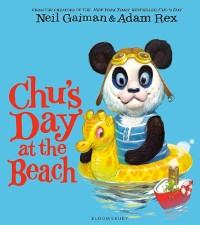 Cover Chu's Day at the Beach