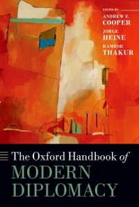 Cover Oxford Handbook of Modern Diplomacy