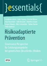 Cover Risikoadaptierte Prävention