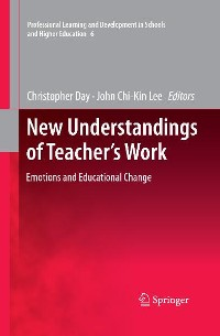 Cover New Understandings of Teacher's Work