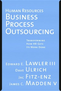 Cover Human Resources Business Process Outsourcing