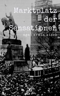 Cover Marktplatz der Sensationen