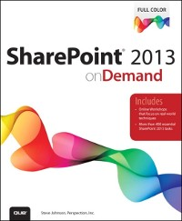Cover SharePoint 2013 on Demand