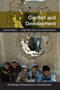 Cover Conflict and Development