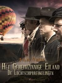 Cover Het Geheimzinnige Eiland De Luchtschipbreukelingen