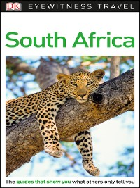Cover DK Eyewitness Travel Guide South Africa