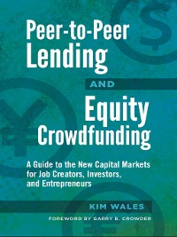 Cover Peer-to-Peer Lending and Equity Crowdfunding