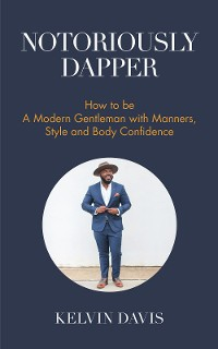 Cover Notoriously Dapper