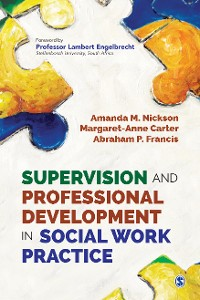 Cover Supervision and Professional Development in Social Work Practice