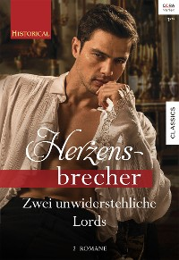 Cover Historical Herzensbrecher Band 2