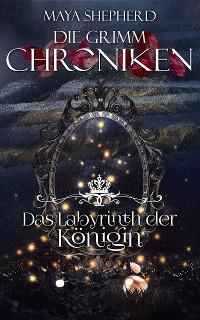 Cover Das Labyrinth der Königin
