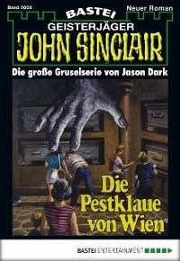 Cover John Sinclair - Folge 0603