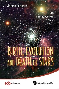 Cover Birth, Evolution and Death of Stars