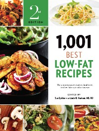Cover 1,001 Best Low-Fat Recipes