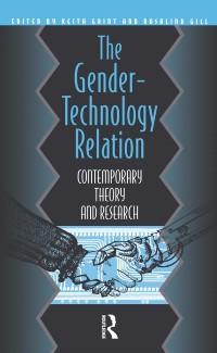 Cover Gender-Technology Relation