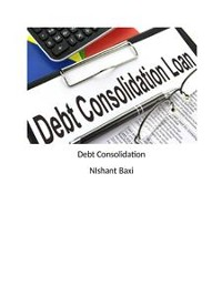 Cover Debt Consolidation