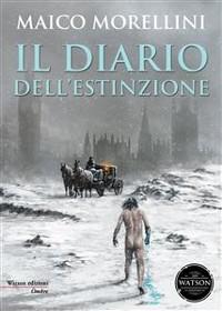 Cover Il diario dell'estinzione