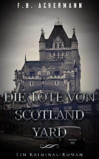 Cover Die Tote von Scotland Yard