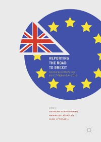 Cover Reporting the Road to Brexit
