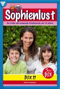 Cover Sophienlust Box 11 – Familienroman