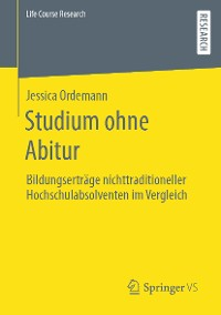 Cover Studium ohne Abitur