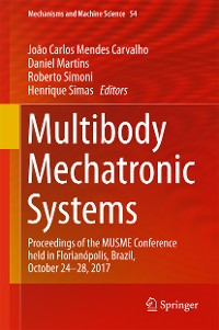 Cover Multibody Mechatronic Systems