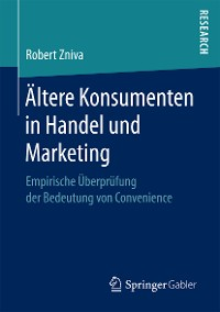Cover Ältere Konsumenten in Handel und Marketing