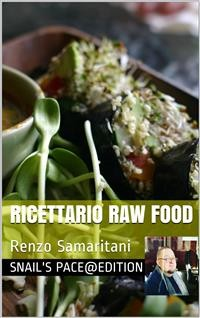 Cover Ricettario Raw Food