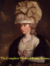 Cover The Complete Works of Fanny Burney