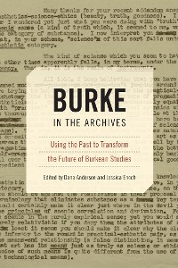 Cover Burke in the Archives